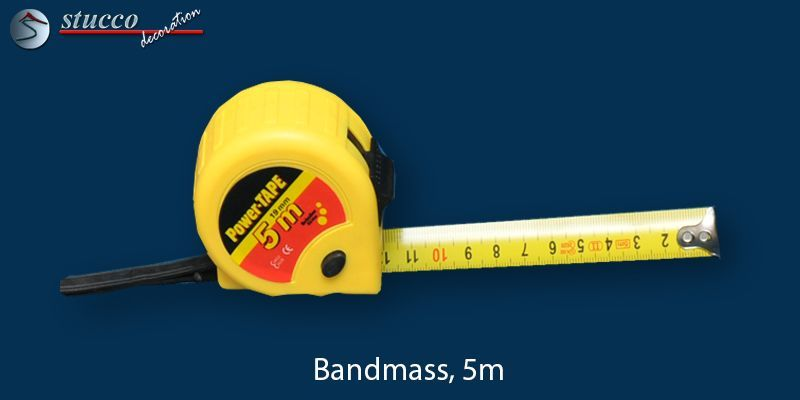 Bandmass 5 m