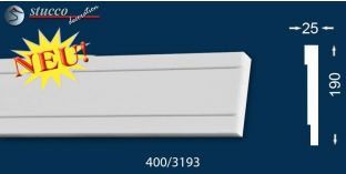 Deckenleisten aus Styropor Bern 400