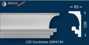 Stuckleisten für indirekte Beleuchtung Dortmund 209