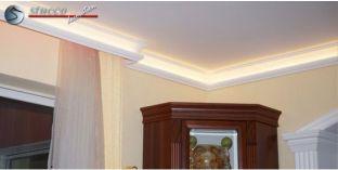 LED Streifen 3528 SMD 60 LEDs  warmweiß 4,8 W/m IP20