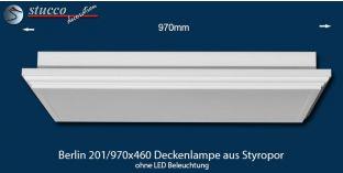 Berlin 201-970x460 Deckenlampe ohne LED Beleuchtung