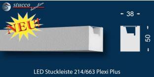 Indirekte Beleuchtung Styropor Leisten Innsbruck 214 PLEXI PLUS