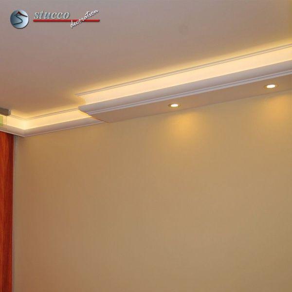 stuckleisten f r indirekte beleuchtung 206. Black Bedroom Furniture Sets. Home Design Ideas