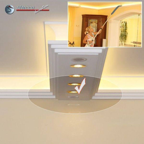 verbindungsst ck l ftung f r direkte und indirekte beleuchtung dortmund 190 2x209. Black Bedroom Furniture Sets. Home Design Ideas