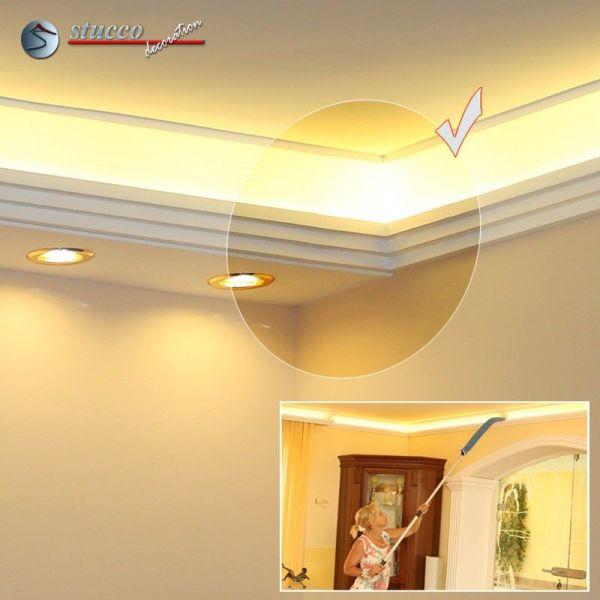 verbindungsst ck rechts f r direkte und indirekte beleuchtung dortmund 270 209 plexi plus. Black Bedroom Furniture Sets. Home Design Ideas