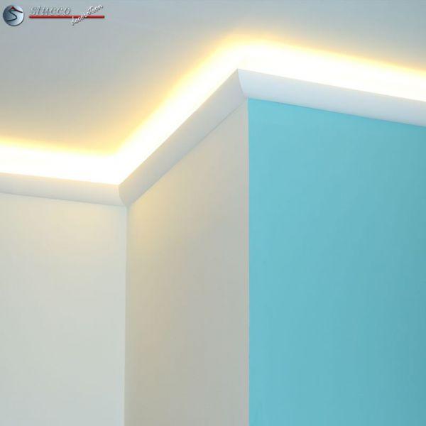 stuckleisten f r indirekte beleuchtung m nchen 204. Black Bedroom Furniture Sets. Home Design Ideas