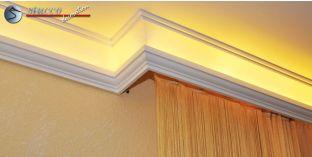 stuckleisten f r indirekte beleuchtung stuckleisten aus styropor. Black Bedroom Furniture Sets. Home Design Ideas