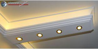 Stuckprofil für Kombi Beleuchtung Dortmund 190+2x209