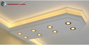 LED Lichtleiste für Kombi Beleuchtung München 400+2x205