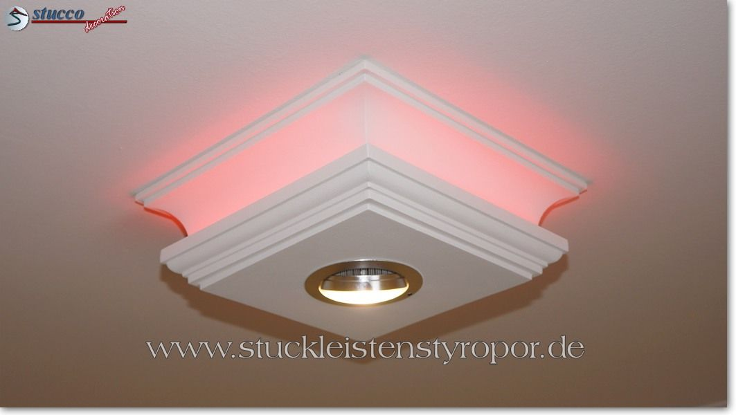deckenlampe indirektes licht latest awesome indirektes. Black Bedroom Furniture Sets. Home Design Ideas