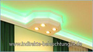 LED Einbauspotlights und RGB LED Strips