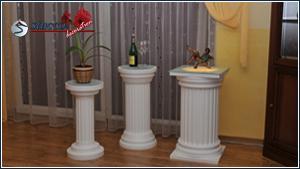 Dekosäulen zur individuellen Raumgestaltung