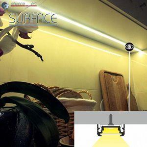 Surface LED Profil als Deckenleuchte